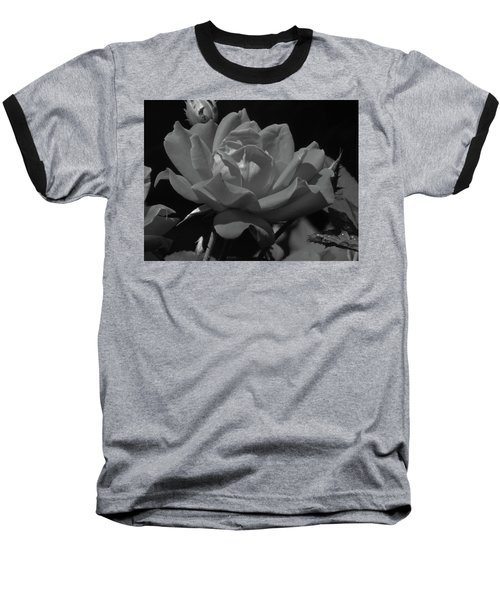 Rosey Bloom Baseball T-Shirt