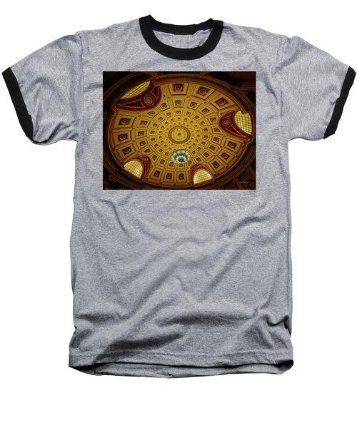 Rotunda  Baseball T-Shirt
