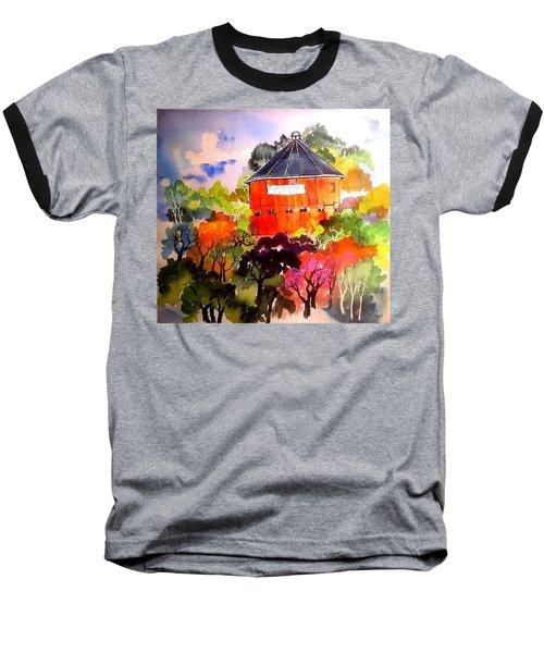 Round Barn ,santa Rosa Baseball T-Shirt
