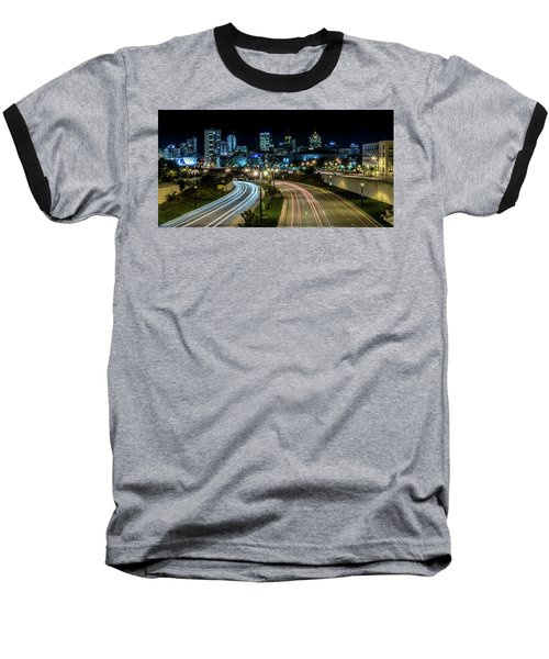 Round The Bend Baseball T-Shirt