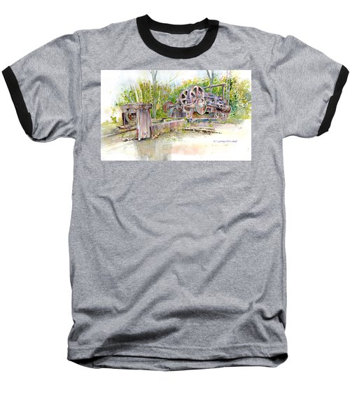 Rusting Relic Baseball T-Shirt