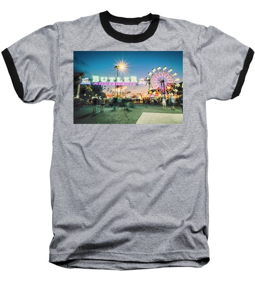 Sacramento State Fair- Baseball T-Shirt