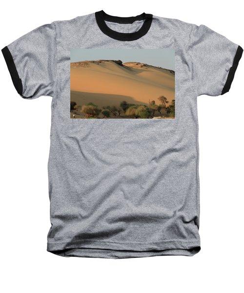 Sahara Baseball T-Shirt by Silvia Bruno