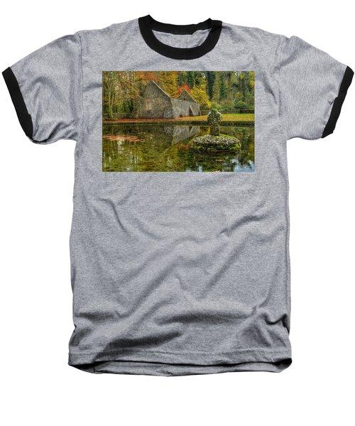 Saint Patrick's Well Baseball T-Shirt