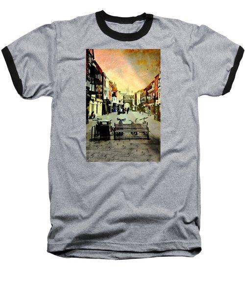 Salisbury England Baseball T-Shirt