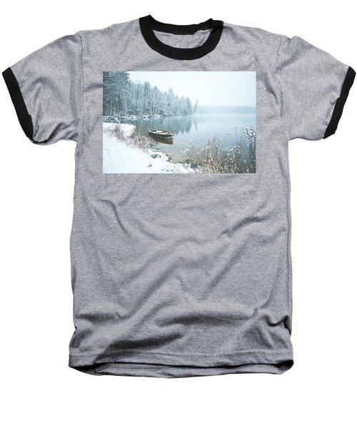 Saltmarsh Pond Baseball T-Shirt