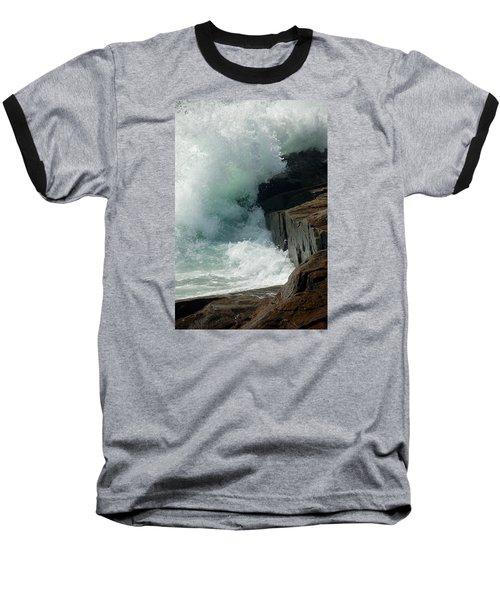 Salty Froth Baseball T-Shirt