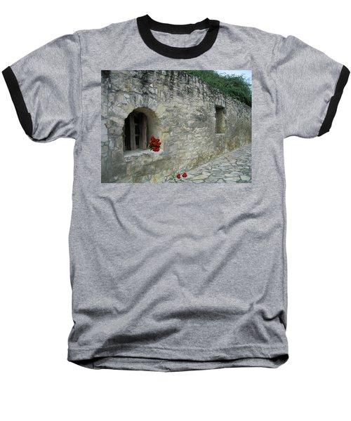 San Antonio Rose Baseball T-Shirt