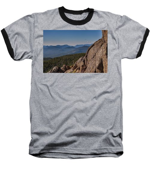 Sandwich Range From Mount Chocorua Baseball T-Shirt