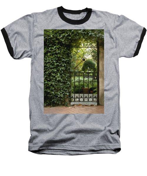 Savannah Gate Baseball T-Shirt