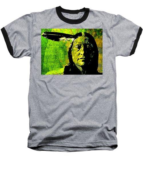 Scabby Bull Baseball T-Shirt