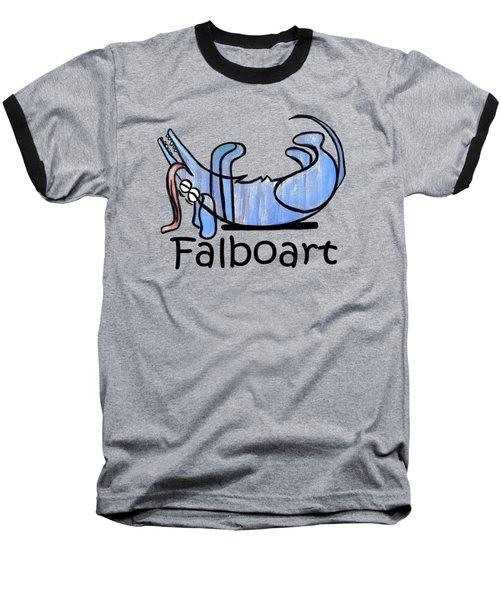Scratch My Belly Baseball T-Shirt