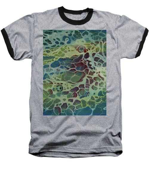 Sea Foam Baseball T-Shirt