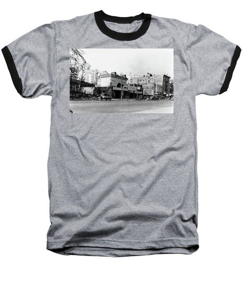 Baseball T-Shirt featuring the photograph Seaman Drake Arch  by Cole Thompson