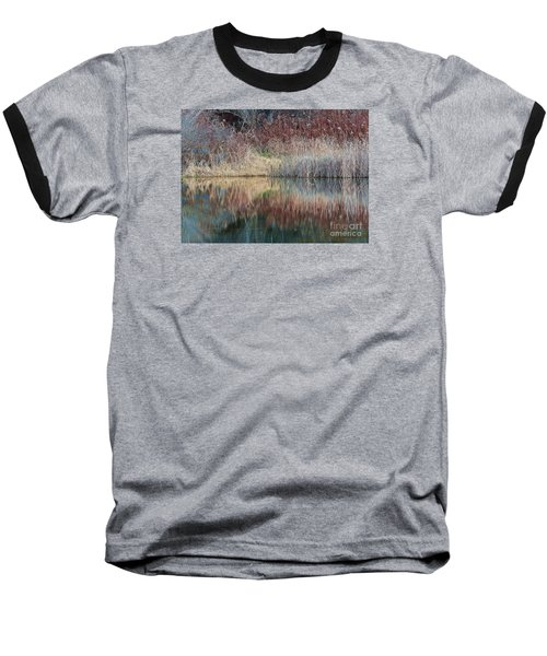 Seasons Edge Baseball T-Shirt by Christian Mattison