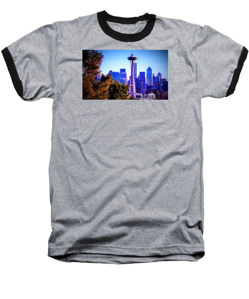 Seattle Afternoon Baseball T-Shirt