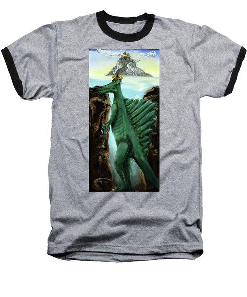 Self-portrait- Meme Baseball T-Shirt