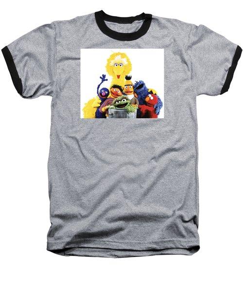 Sesame Street Baseball T-Shirt
