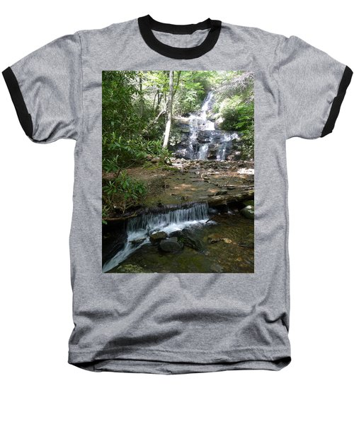 Set Rock Creek Falls Baseball T-Shirt