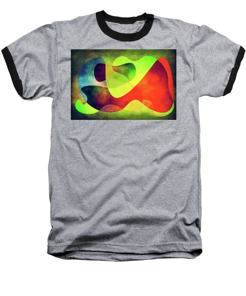 Shapes 3 Baseball T-Shirt