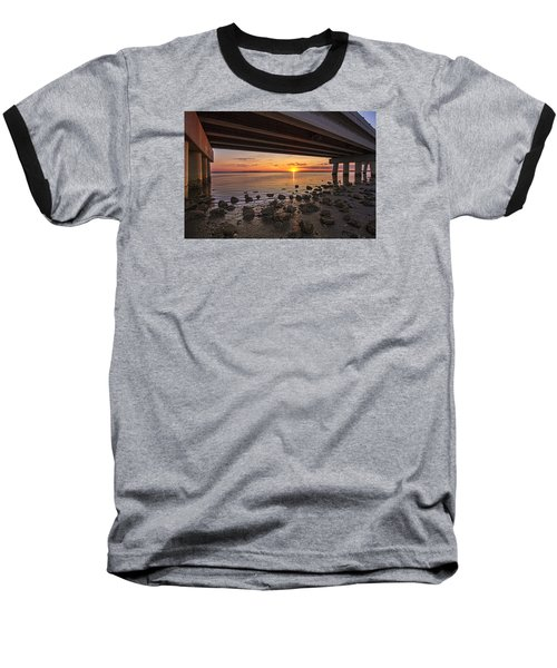 Shinnecock Sunset Baseball T-Shirt