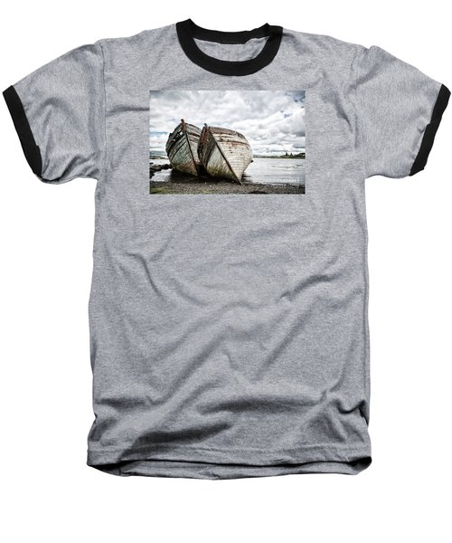 Shipwrecks Baseball T-Shirt