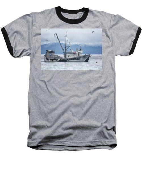Silver Totem Baseball T-Shirt