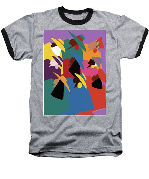 Sisters Of Courage Baseball T-Shirt