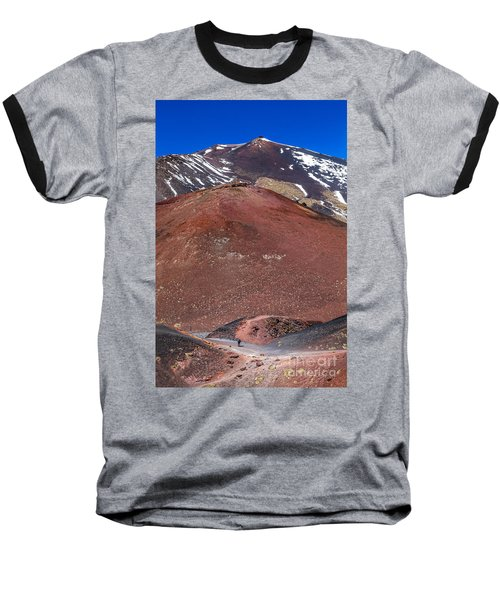 Size Matters Baseball T-Shirt by Giuseppe Torre