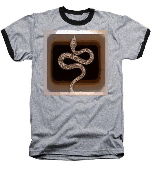 Snake Baseball T-Shirt