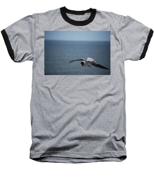 Baseball T-Shirt featuring the photograph Soaring by Debbie Karnes