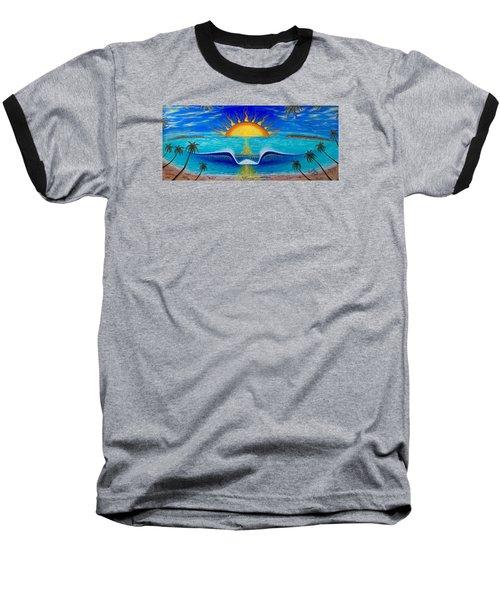 Socal Sunset Baseball T-Shirt