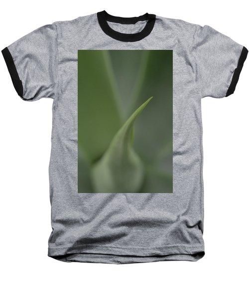 Softserve Swirl Baseball T-Shirt by Tim Good