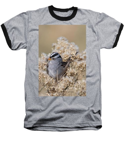 Sparrow Baseball T-Shirt