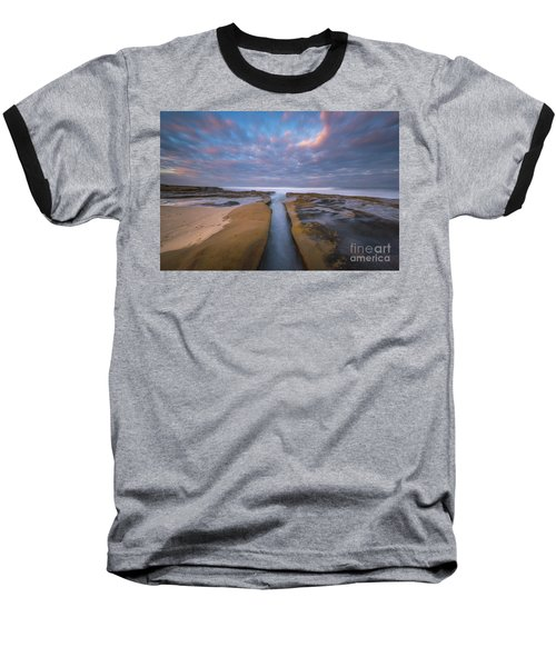 Where Worlds Divide  Baseball T-Shirt