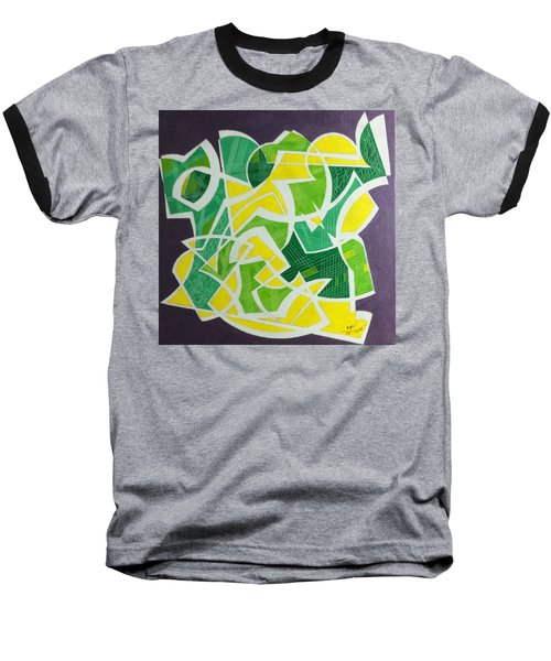 Spring Baseball T-Shirt by Hang Ho