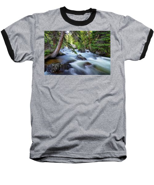 Spring Run Off Baseball T-Shirt