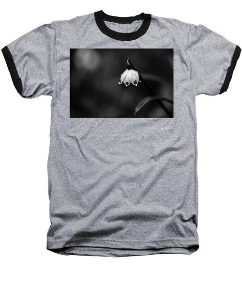Spring Snowflake Baseball T-Shirt