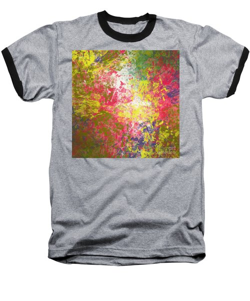 Baseball T-Shirt featuring the digital art Spring Thoughts by Trilby Cole
