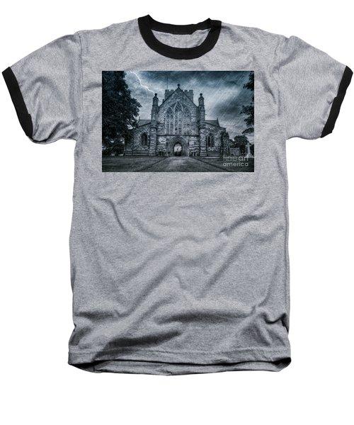 St Asaph Cathedral Baseball T-Shirt