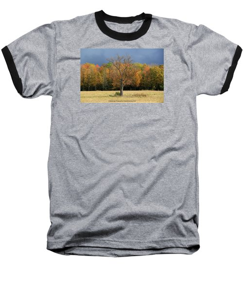 Standing Out Baseball T-Shirt