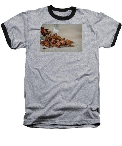 Star Anise Baseball T-Shirt