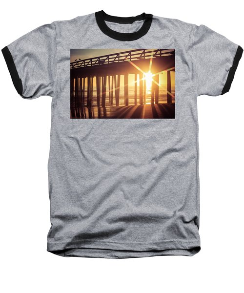 Baseball T-Shirt featuring the photograph Star by Lora Lee Chapman