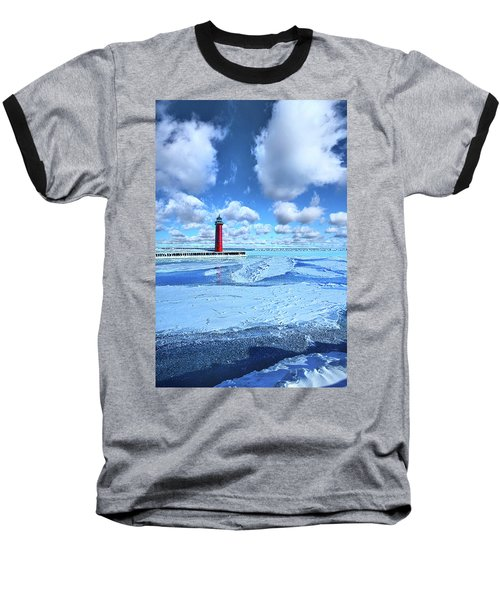 Baseball T-Shirt featuring the photograph Steadfast by Phil Koch