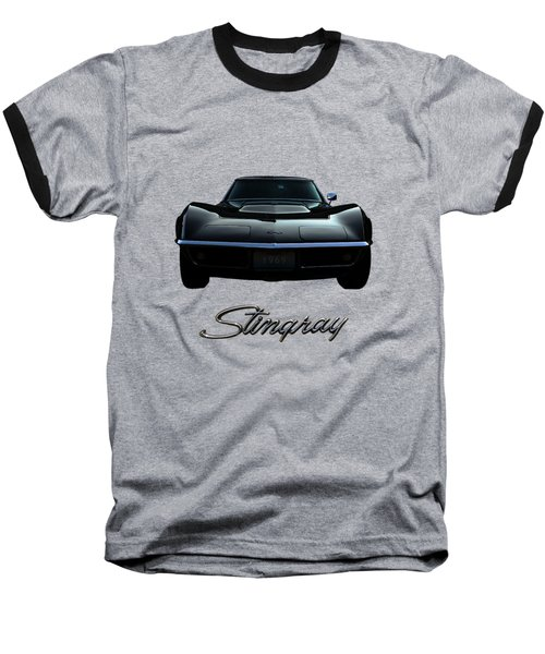 Baseball T-Shirt featuring the photograph Stingray by Dennis Hedberg
