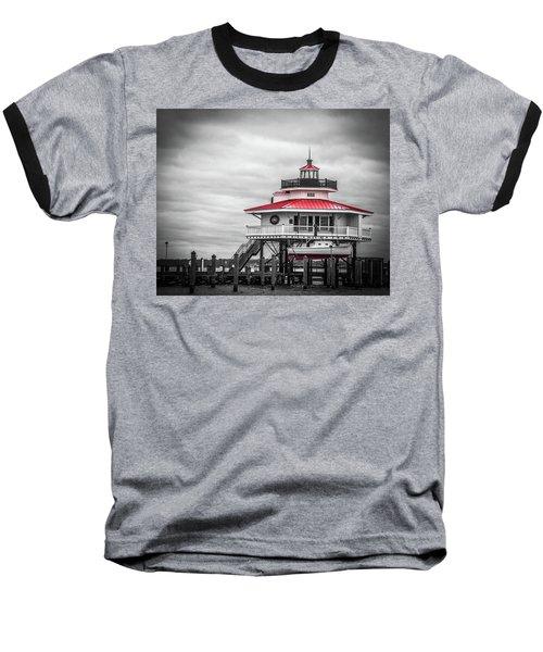 Stormy Waters Baseball T-Shirt