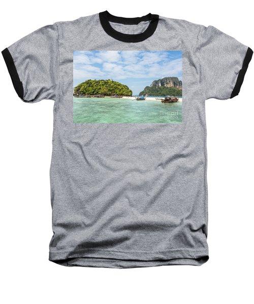 Stunning Krabi In Thailand Baseball T-Shirt
