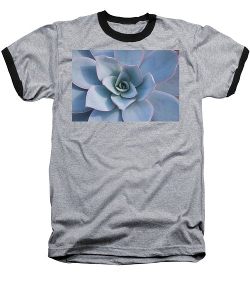 Baseball T-Shirt featuring the photograph Succulent Beauty by Catherine Lau
