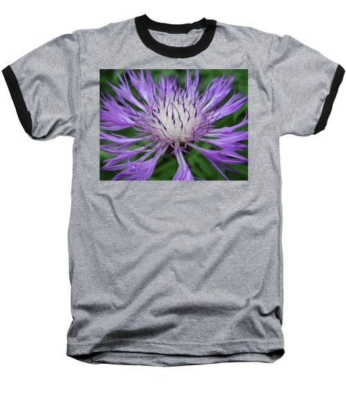 Summer Blooms Baseball T-Shirt