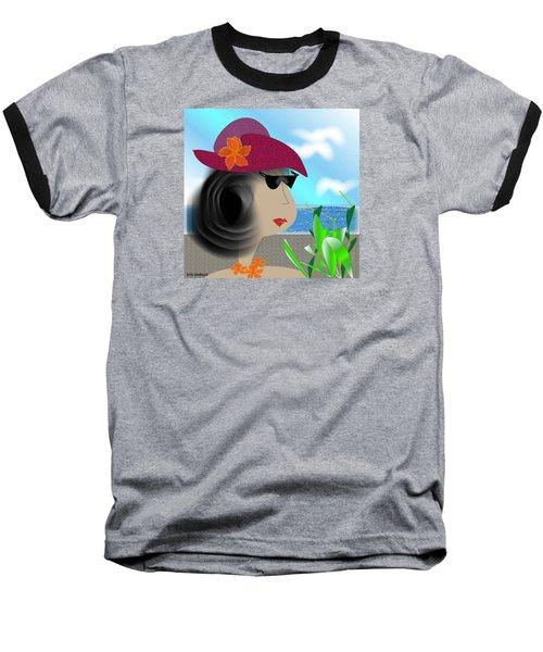 Summer,  I'm Ready Baseball T-Shirt